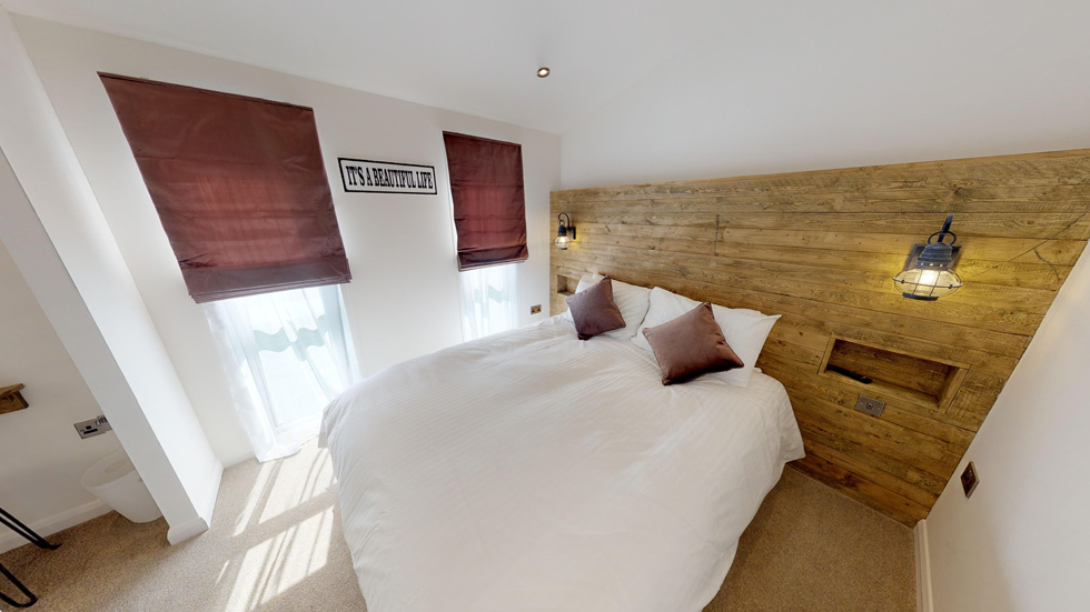 Brean Country Club Luxury Lodges The Barn 6