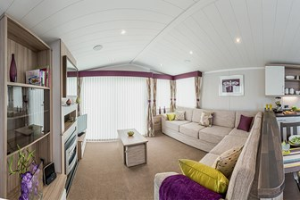 Mendip Hot Tub Lodge 2 Bed 7