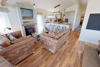 Brean Country Club Luxury Lodges The Barn 2
