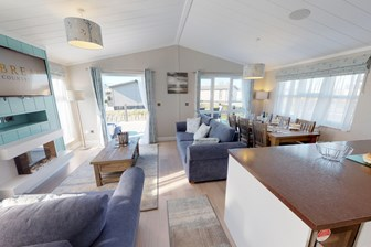 Brean Country Club Luxury Lodges The Dunes 2