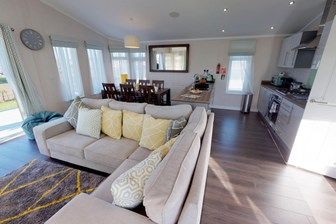 Brean Country Club Luxury Lodges The Summerhaze 1